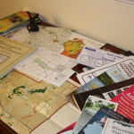You can't have too many maps.